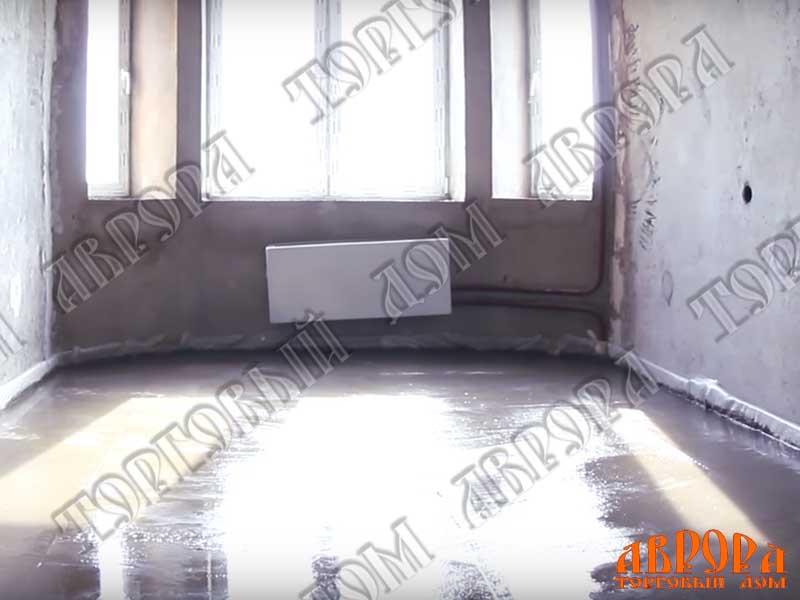 Шумоизоляция пола в квартире под ламинат